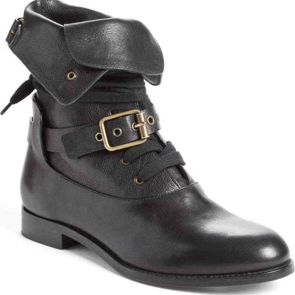 CHLOÉ Otto Convertible Boot sz 7